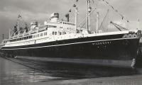 Afrejse til Amerika 1938