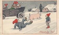 Julekort og Nytårskort