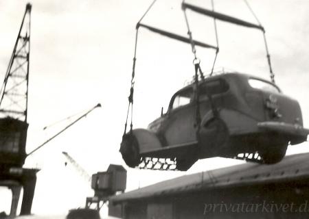 Pontiac ombord