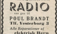 Vesterborg - Radio