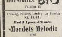 Horslunde - Bio.
