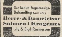 Kragenæs - Herre & Damefrisør Salon