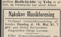 Nakskov - Musikforening.