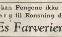 Nakskov - Pierres Farverier.