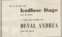 Duval Andrea.