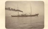 Kanonbåden Marstrand 1917