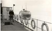 Isbrydere i Storebælt - 1929