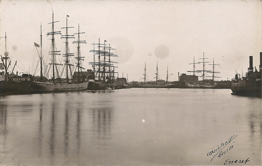 sejlskibe